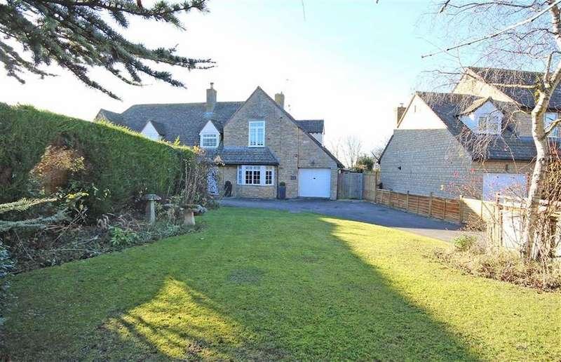 4 Bedrooms Semi Detached House for sale in Teddington, Cheltenham, GL20