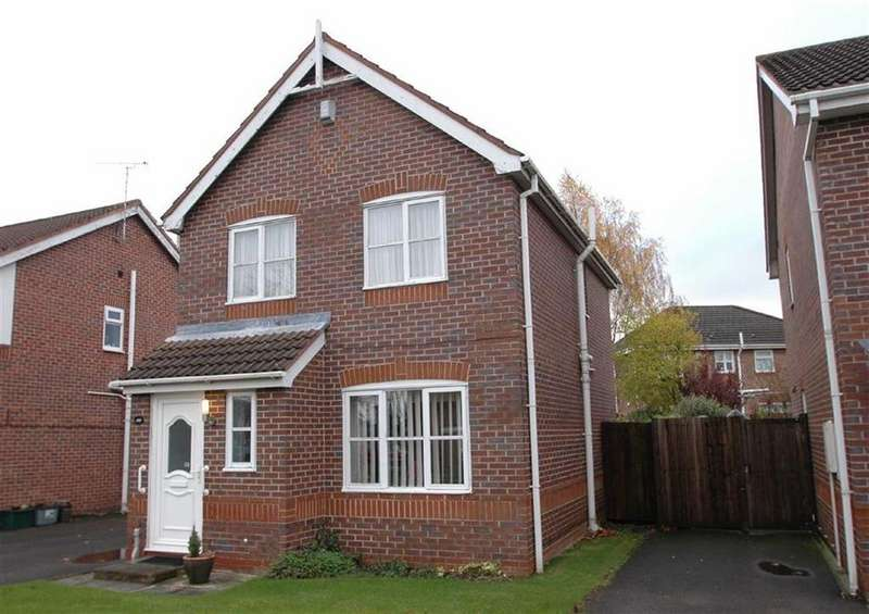 3 Bedrooms Detached House for sale in Boundary Lane, Saltney, Chester