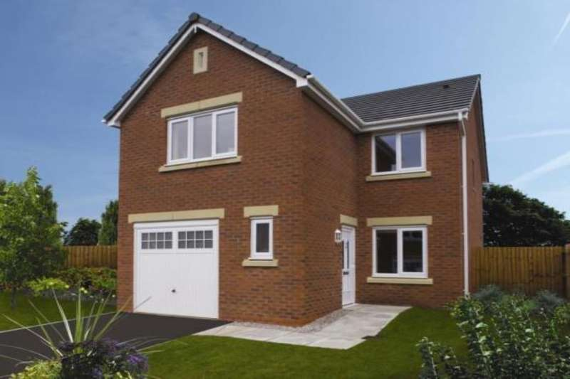 4 Bedrooms Detached House for sale in Cotton Fields, Worsley, Manchester, M28
