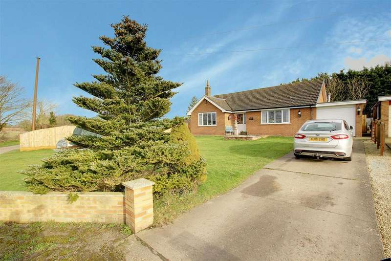 2 Bedrooms Detached Bungalow for sale in Chiltern Lodge, Rose Lane, Saleby