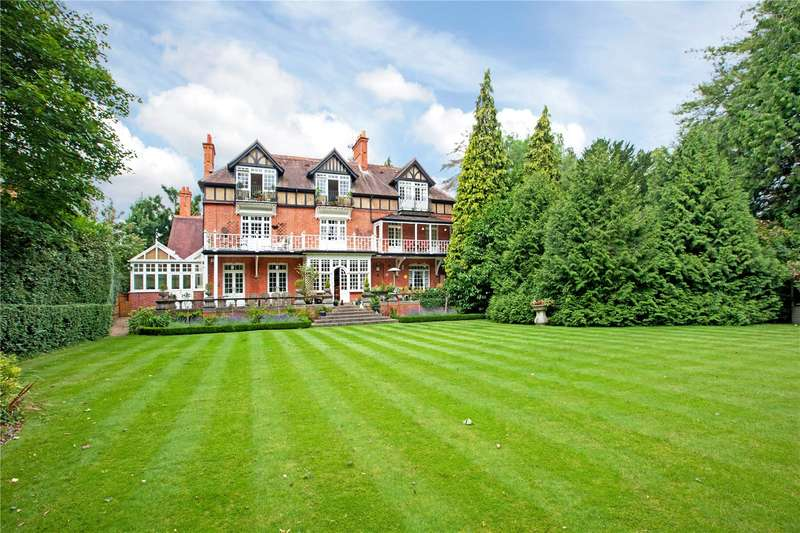 2 Bedrooms Flat for sale in Somerlea, Court Road, Maidenhead, Berkshire, SL6