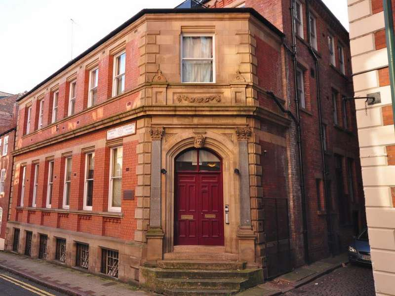 1 Bedroom Flat for sale in The Warehouse, Plumptre Street, Nottingham
