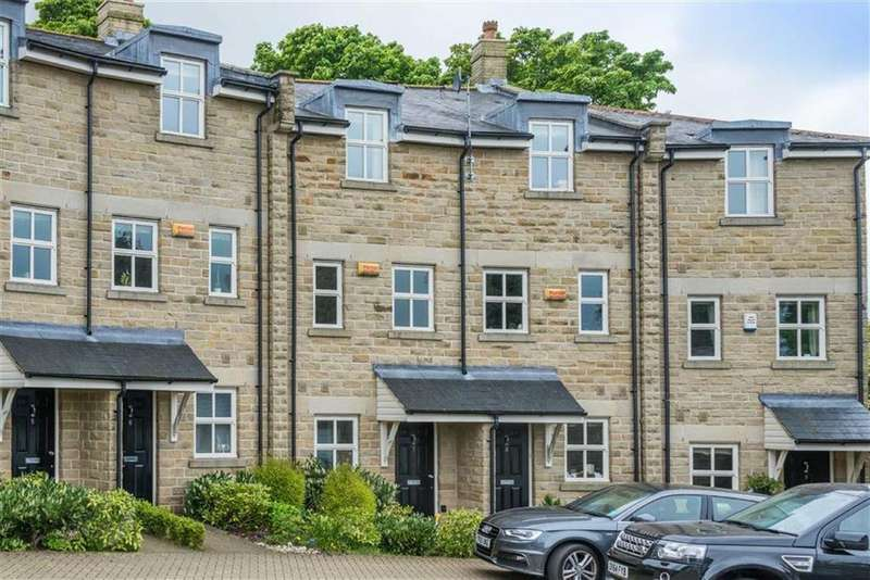 4 Bedrooms Town House for sale in Hallamshire View, Fulwood, Sheffield, S10