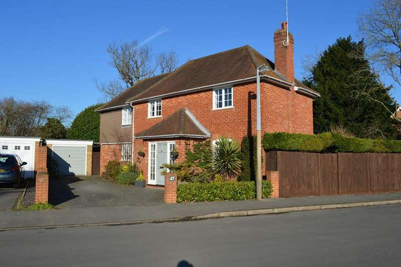 4 Bedrooms Detached House for sale in Manor Road, Wokingham, Berkshire, RG41 4AR