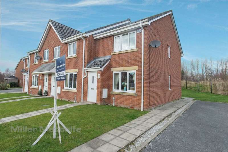 2 Bedrooms End Of Terrace House for sale in Jethro Street, Tonge Fold, Bolton, Lancashire