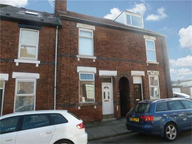 3 Bedrooms Terraced House for sale in James Street, Rotherham, South Yorkshire