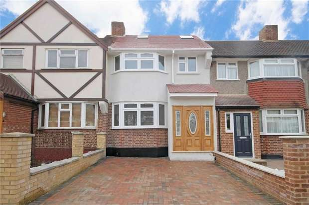 4 Bedrooms Terraced House for sale in Fulwell Park Avenue, Twickenham