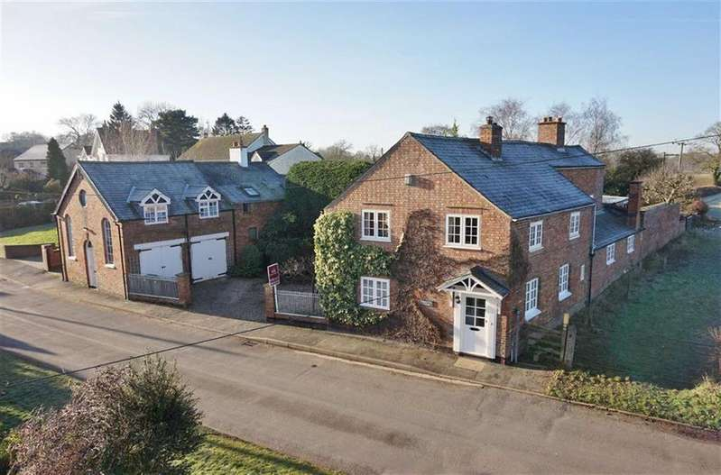 4 Bedrooms Cottage House for sale in Bruntingthorpe