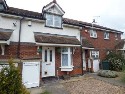 2 Bedrooms Terraced House for sale in Lole Close, Longford, Coventry, West Midlands