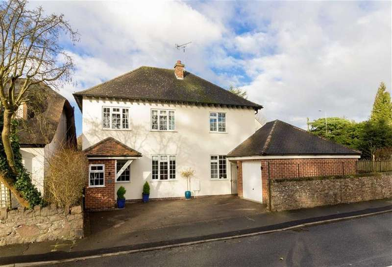 4 Bedrooms Detached House for sale in Soar Road, Quorn, LE12