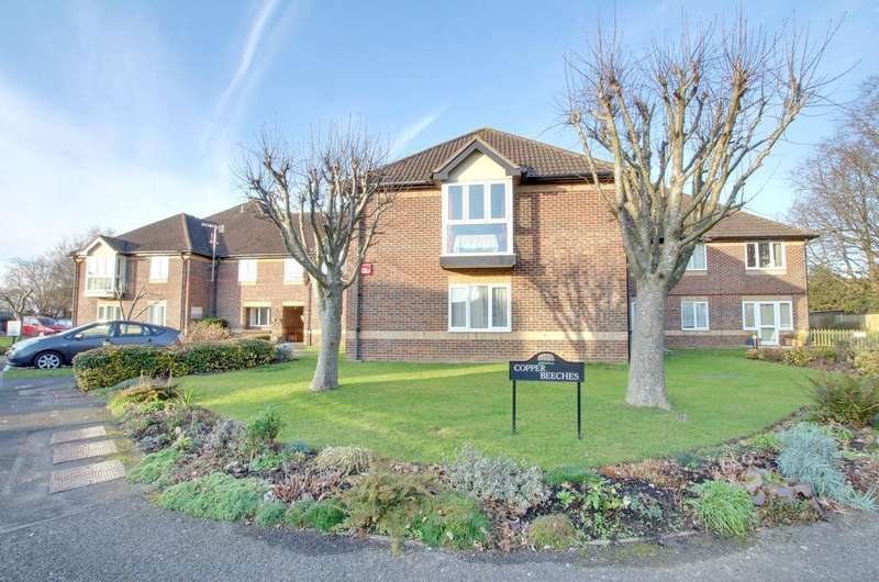 1 Bedroom Flat for sale in Copper Beeches, Denmead