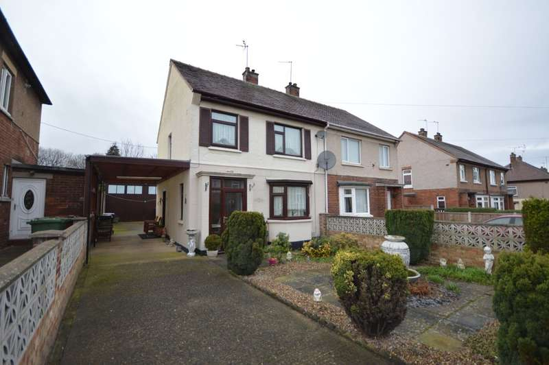 3 Bedrooms Semi Detached House for sale in Thirlmere Road, Wakefield