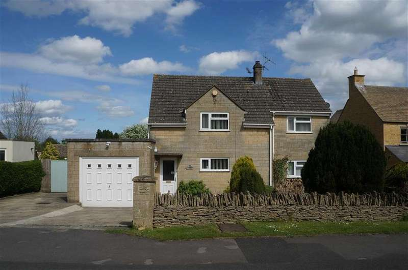 3 Bedrooms Detached House for sale in St Edwards Drive, Stow-on-the-Wold, Gloucestershire