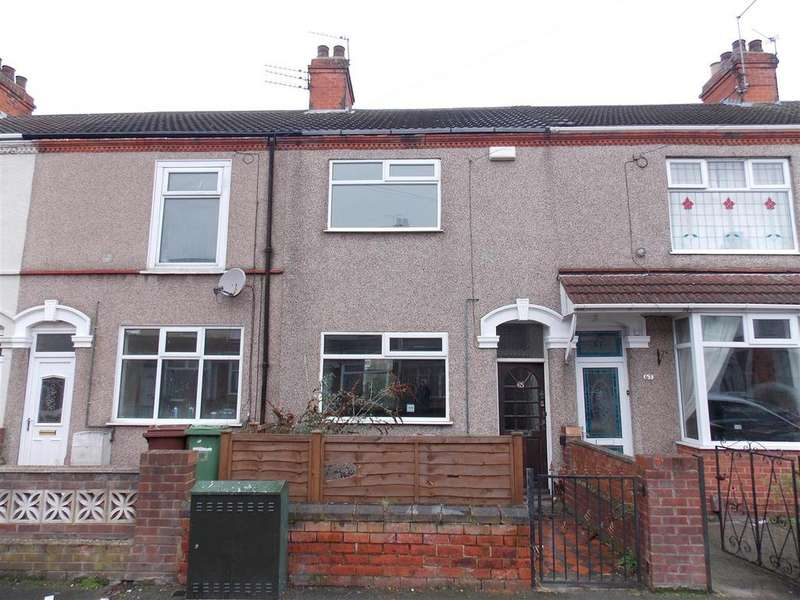 3 Bedrooms Terraced House for sale in Fuller Street, Cleethorpes