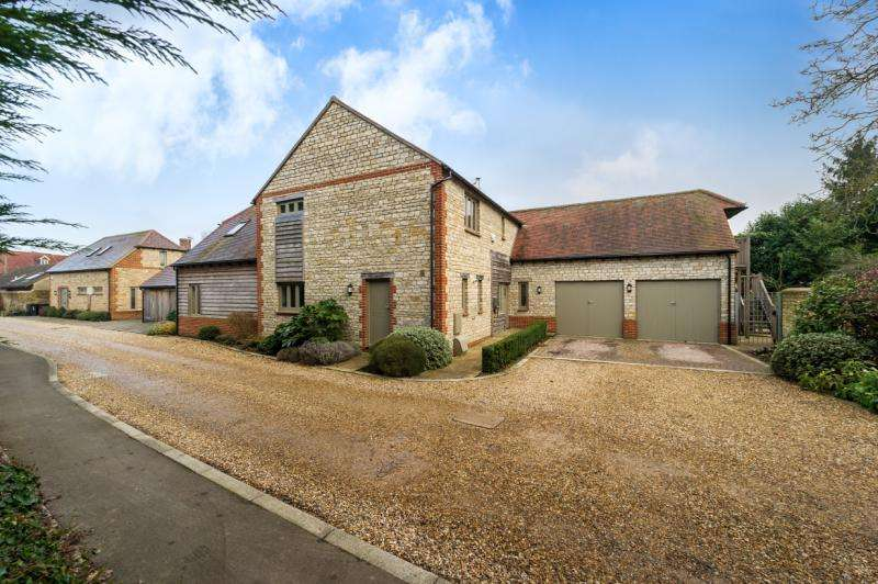 5 Bedrooms Detached House for sale in West Hayes, Faringdon Road, Southmoor, Abingdon