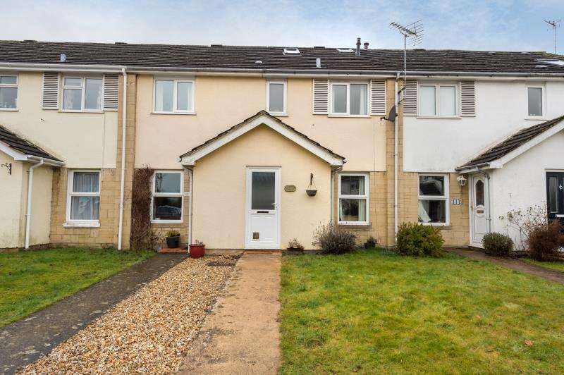 3 Bedrooms Terraced House for sale in New Road, Woodstock, Oxfordshire