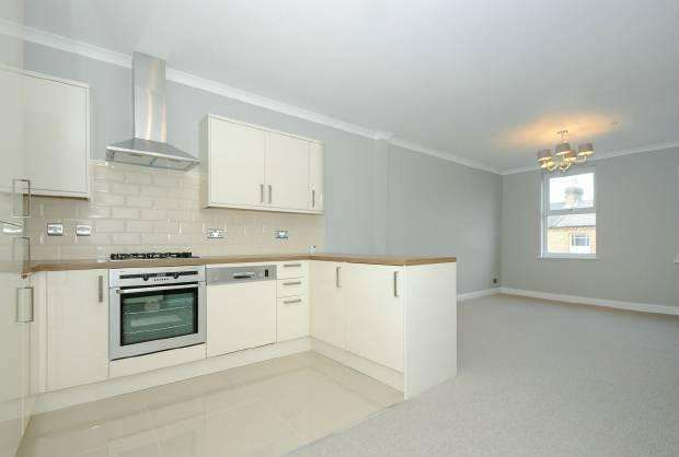 2 Bedrooms Flat for sale in Oxford Road Windsor