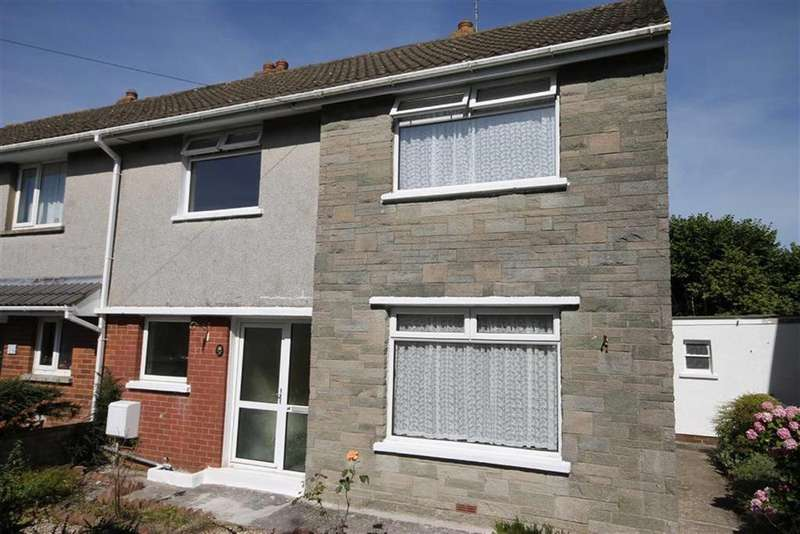 3 Bedrooms Semi Detached House for sale in The Meadows, Corntown, Vale Of Glamorgan