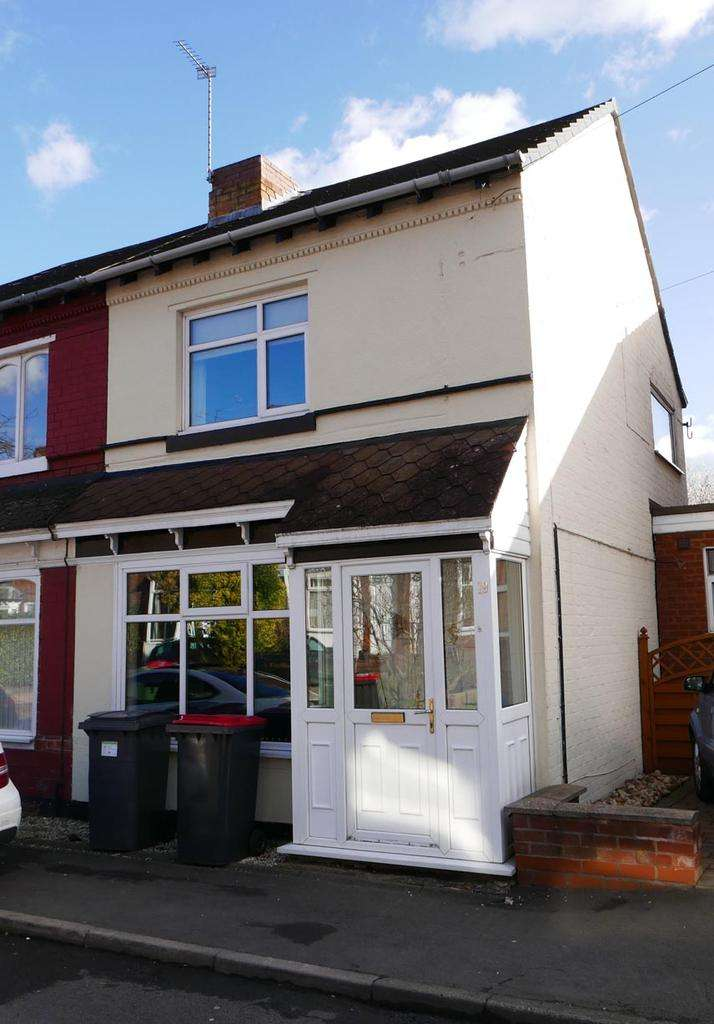 2 Bedrooms House for sale in Mercer Avenue, Water Orton, West Midlands, B46