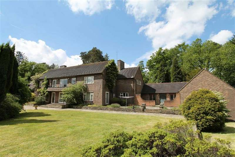 4 Bedrooms Detached House for sale in Chelford Road, Prestbury