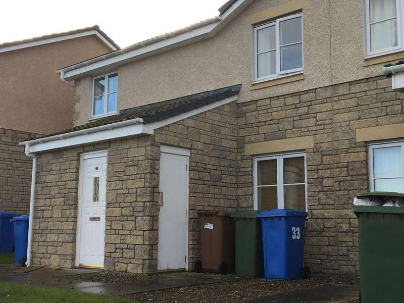 2 Bedrooms Flat for sale in Dellness Avenue, Inverness, IV2