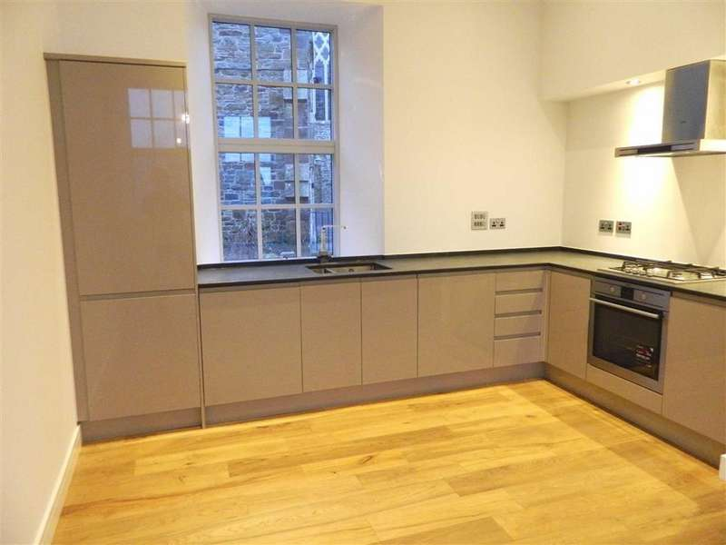 2 Bedrooms Apartment Flat for sale in Ladywell, Pilton, Barnstaple, Devon, EX31