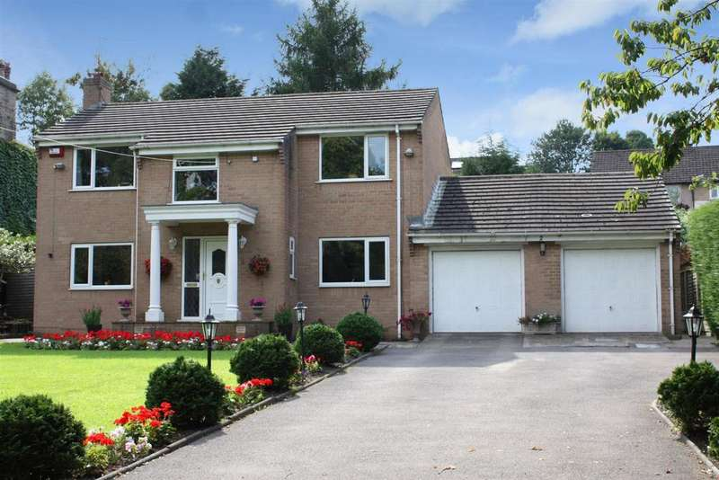 4 Bedrooms Detached House for sale in The Drive, Apperley Bridge