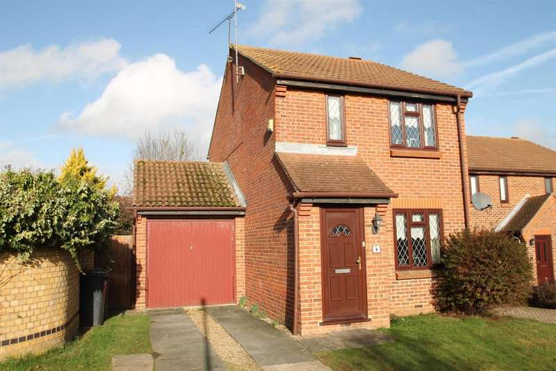 3 Bedrooms Detached House for sale in The Croft, Leybourne, West Malling
