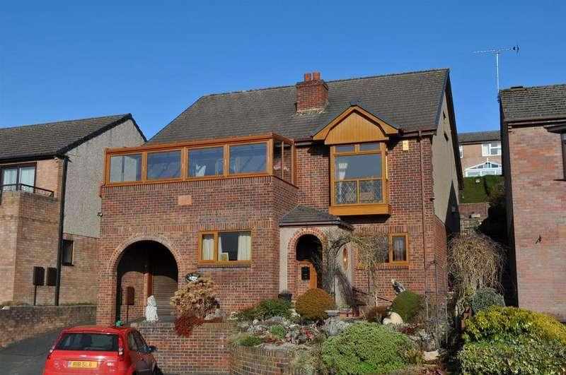 4 Bedrooms Detached House for sale in Brooklands Grange, Penrith