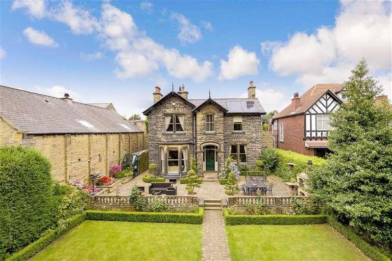 5 Bedrooms Detached House for sale in Westfield Road, Horbury, WAKEFIELD, WF4