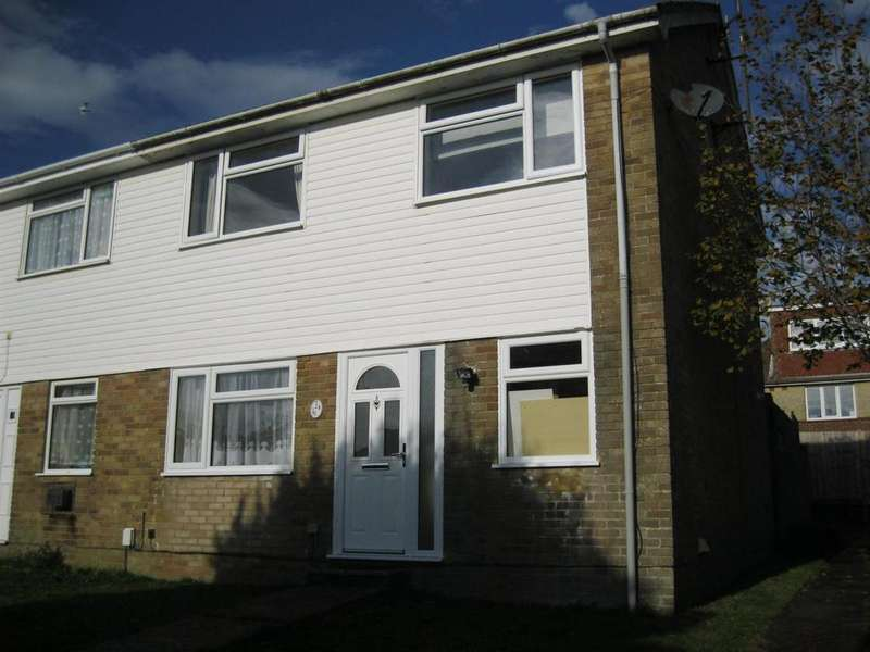 3 Bedrooms End Of Terrace House for sale in Catherine Vale