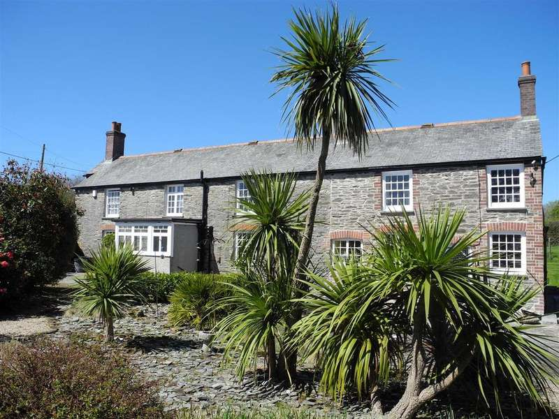 5 Bedrooms Farm House Character Property for sale in Probus, Truro