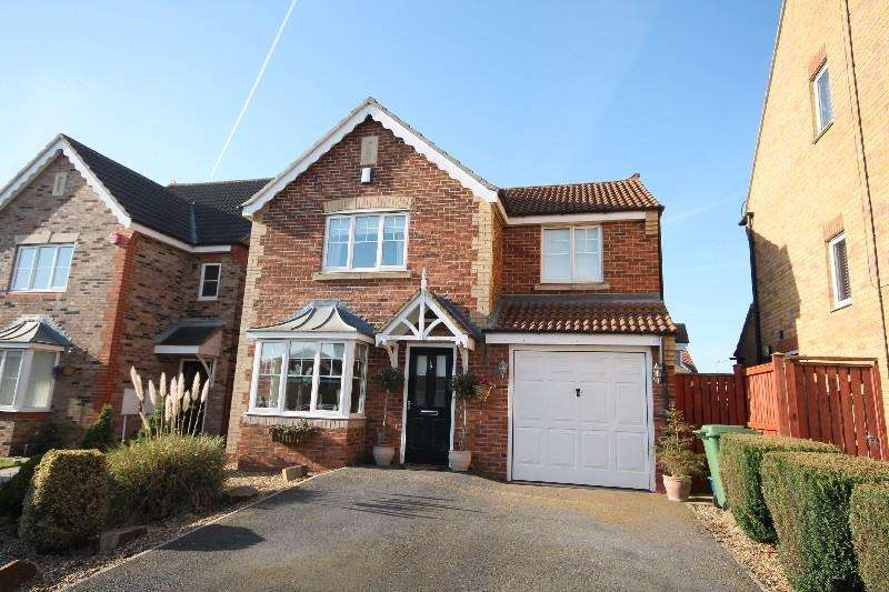 4 Bedrooms Detached House for sale in Apsley Way Ingleby Barwick, Stockton On Tees