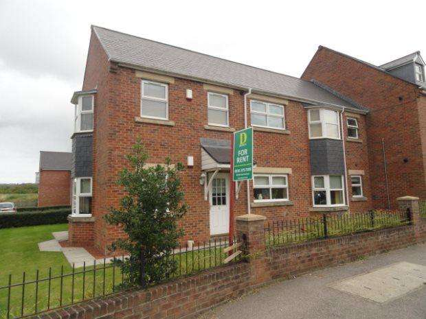 2 Bedrooms Ground Flat for sale in BOWER COURT, COXHOE, DURHAM CITY : VILLAGES EAST OF
