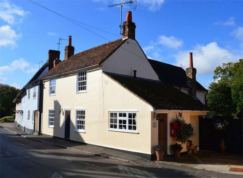 4 Bedrooms Detached House for sale in 11 The Street, Braughing, Ware