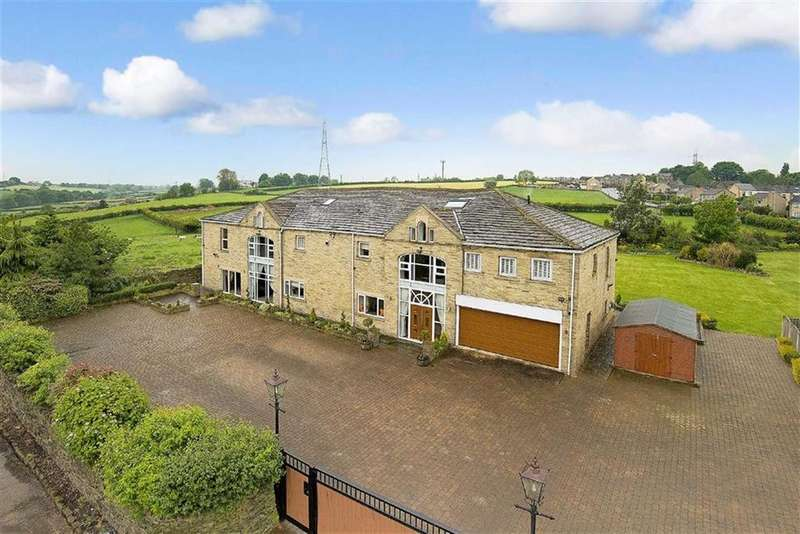 7 Bedrooms Barn Conversion Character Property for sale in Lodge Lane, Norristhorpe, Wakefield, WF15
