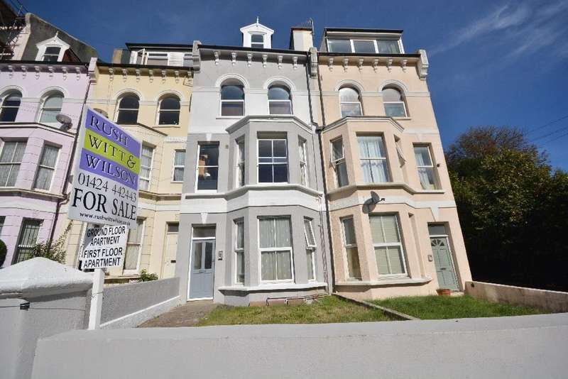 1 Bedroom Flat for sale in Braybrooke Terrace, Hastings