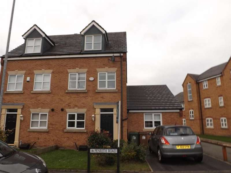 3 Bedrooms Town House for sale in Penrith Road, St. Helens