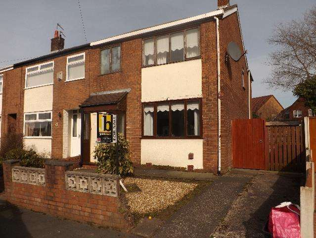 4 Bedrooms Semi Detached House for sale in Birchfield Street, St Helens