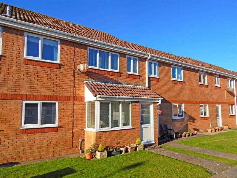 2 Bedrooms Terraced House for sale in Tudor Court, Murton