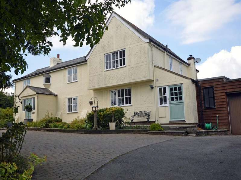 4 Bedrooms Detached House for sale in Stones Farm, Bardfield End Green, Thaxted