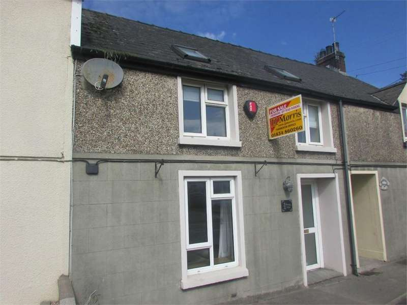 3 Bedrooms Terraced House for sale in 1 Bridge Villas, Narberth, Pembrokeshire
