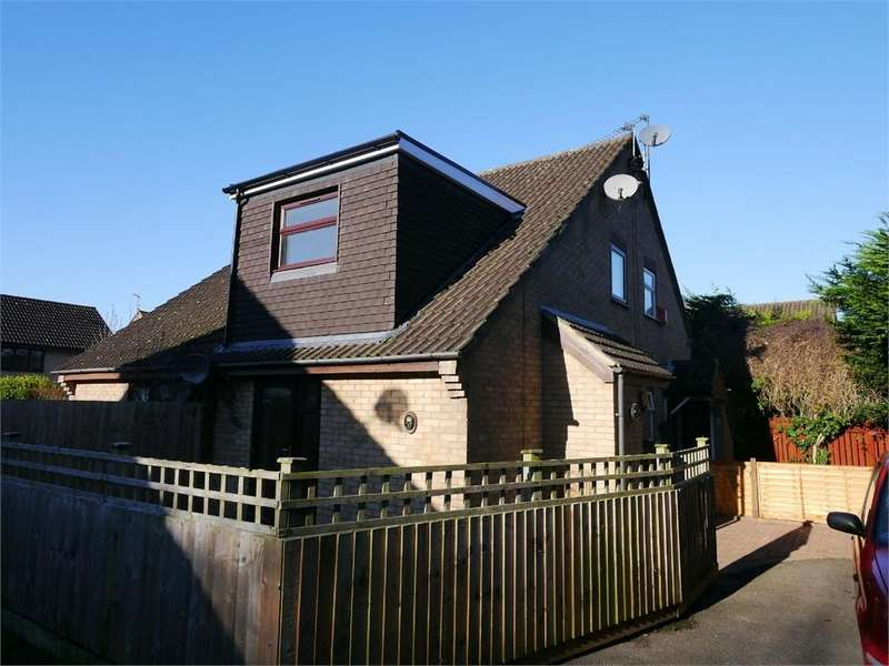 2 Bedrooms End Of Terrace House for sale in Fulmar Close, Penarth