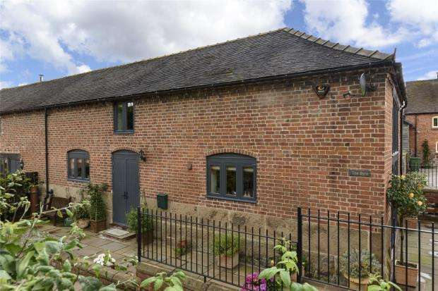 4 Bedrooms House for sale in The Byre, Lee Bridge, Lee Brockhurst, Shrewsbury