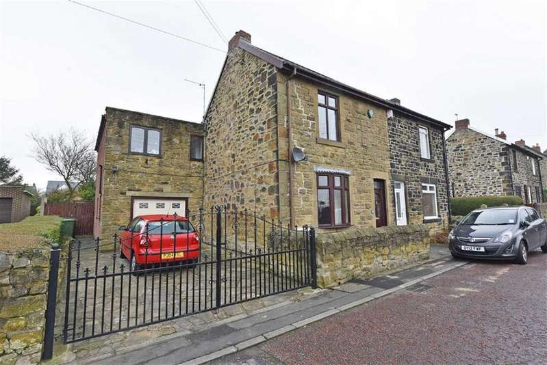 4 Bedrooms Semi Detached House for sale in Eighton Banks