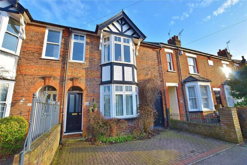 3 Bedrooms Terraced House for sale in Falconer Road, Bushey Village, Hertfordshire, WD23