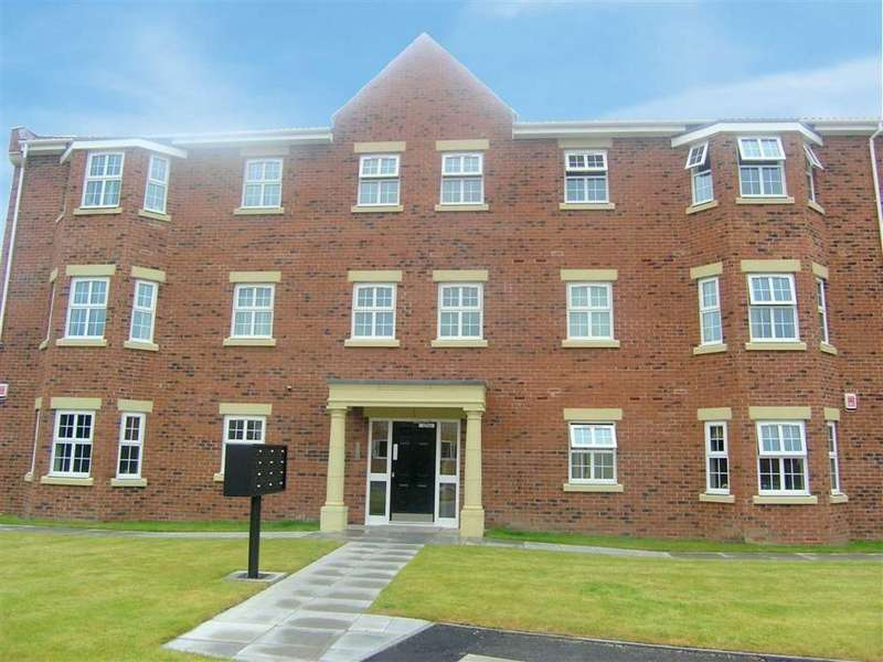 2 Bedrooms Apartment Flat for sale in Rymers Court, Haughton Village, DARLINGTON