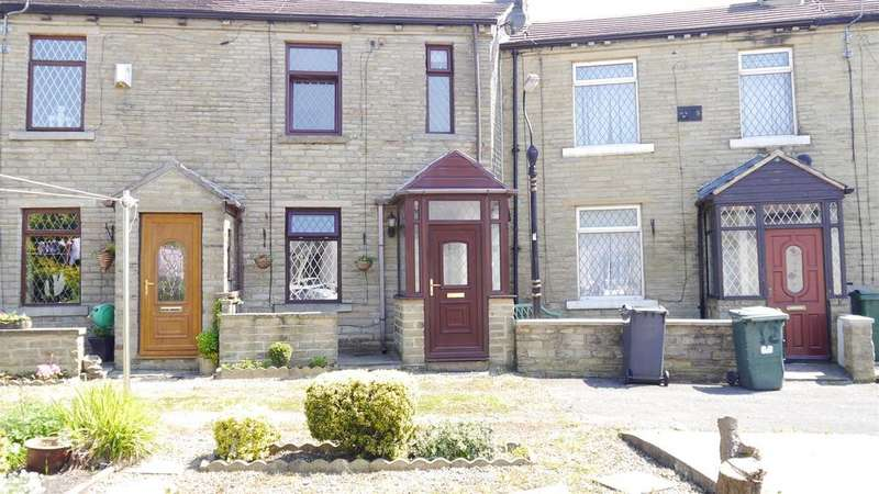 2 Bedrooms Terraced House for sale in Market Street, Wibsey, Bradford, BD6 1LR