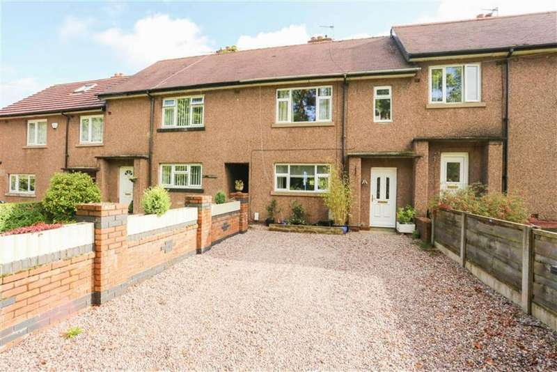 3 Bedrooms Terraced House for sale in Hibbert Lane, Marple, Cheshire