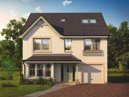 5 Bedrooms Detached House for sale in Fairways View, Irvine, North Ayrshire, KA12 8TD